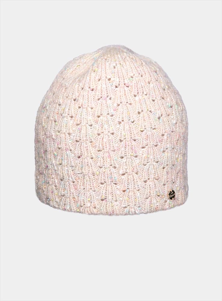 3449281Тёплая, двухслойная удлинённая шапочка из смеси мохера и полиамида, с вкрученными разноцветными утолщениями из шерсти. Мохер задаёт тепло и комфорт, полиамид - увеличивает износостойкость, не влияя на тактильные ощущения. Вкрапления шерсти очень яркие и жизнерадостные, задающие положительный настрой в противовес унылой, зимней погоде. Идеально комплектуется со снудом Delsol. Носите с удовольствием.