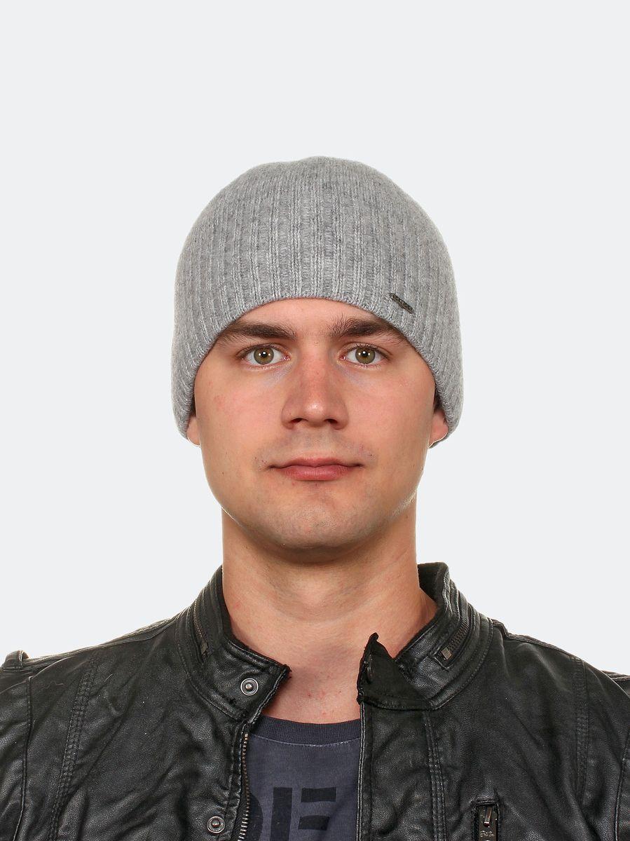 Шапка3442330Тёплая мужская шапка, представленная в благородных оттенках классических цветов. Края шапки обработаны резинкой, которая не даёт изделию растягиваться. Шикарная итальянская пряжа из кашемира и шерсти придаёт изделию удивительную мягкость и тепло, а вискоза оберегает нежную пряжу от скатывания.