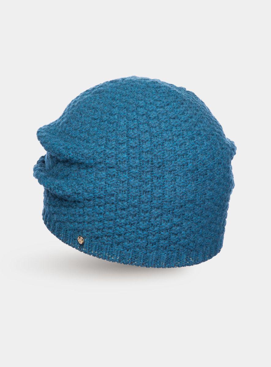 Шапка3440360Удлинённая женская шапочка с оригинальным переплетением из тосканской ангорки с добавлением эластана создаст невероятный комфорт и великолепную посадку. Ангора из кролика в сочетании с тёплой шерстью делает шапку удивительно нежной, пушистой и приятной на ощупь. Носите долго и с удовольствием.
