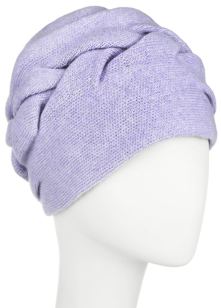 A16-11159_803Стильная женская шапка Finn Flare дополнит ваш наряд и не позволит вам замерзнуть в холодное время года. Шапка наполовину выполнена из шерсти с добавлением нейлона, что позволяет ей великолепно сохранять тепло и обеспечивает высокую эластичность и удобство посадки. Украшена модель оригинальной вязкой в виде косички, Такая шапка составит идеальный комплект с модной верхней одеждой. Уважаемые клиенты! Размер, доступный для заказа, является обхватом головы.