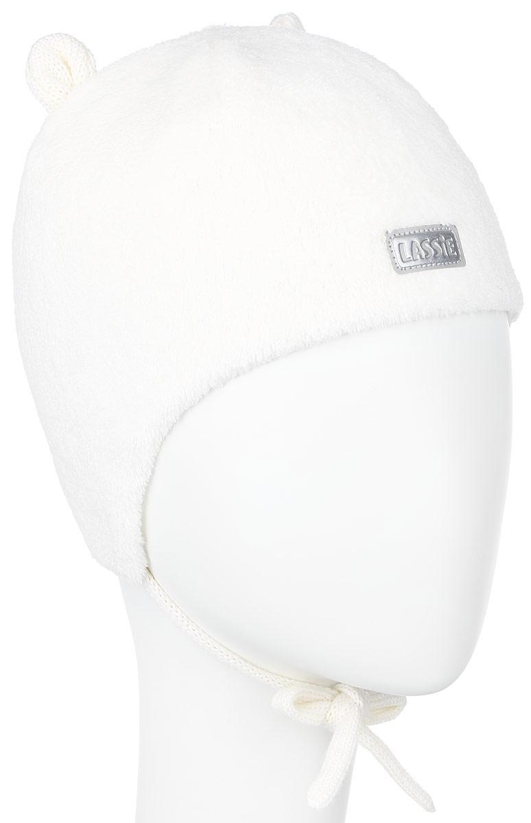 718696-0110Комфортная детская шапка Reima Lassie идеально подойдет для прогулок в холодное время года. Вязаная шапка с ветрозащитными вставками в области ушей, выполненная из полиэстера, максимально сохраняет тепло, она мягкая и идеально прилегает к голове. Мягкая подкладка выполнена из хлопка с добавлением эластана, поэтому шапка хорошо сохраняет тепло и обладает отличной гигроскопичностью (не впитывает влагу, но проводит ее). Шапка завязывается на завязки под подбородком и оформлена декоративными ушками и небольшой светоотражающей нашивкой с названием бренда. В ней ваш ребенок будет чувствовать себя уютно и комфортно. Уважаемые клиенты! Размер, доступный для заказа, является обхватом головы.