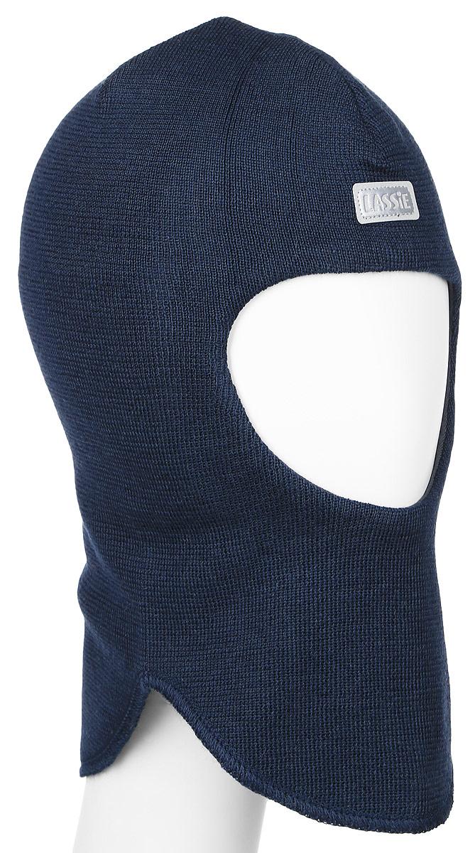 Балаклава детская718695-3380Детская шапка-шлем Reima Lassie идеально подойдет для прогулок в холодное время года. По своей конструкции шлем облегает головку ребенка, надежно защищая ушки, лобик и щечки от продуваний. Модель изготовлена из эластичной и мягкой смеси шерсти и акрила, она мягкая и идеально прилегает к голове. Мягкая подкладка выполнена из хлопка с добавлением эластана, поэтому шапка хорошо сохраняет тепло и обладает отличной гигроскопичностью (не впитывает влагу, но проводит ее). Шерсть хорошо тянется и устойчива к сминанию. Изделие дополнено небольшой нашивкой с названием бренда. Ее также можно надевать под зимнюю шапку в холодную погоду или под спортивный шлем для удобства и дополнительной защиты. Модный жаккардовый узор добавляет образу изюминку!В ней ваш ребенок будет чувствовать себя уютно и комфортно. Уважаемые клиенты! Размер, доступный для заказа, является обхватом головы.
