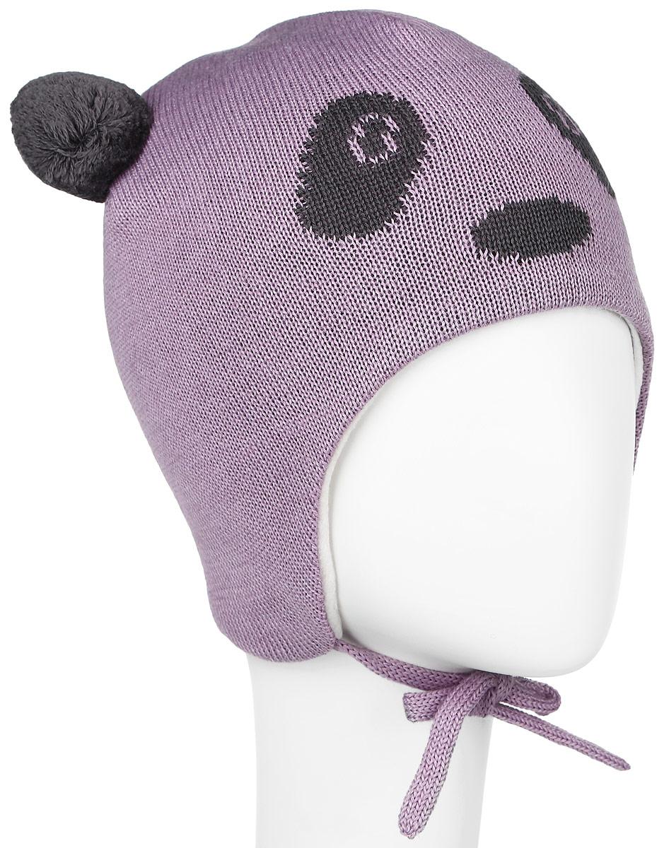 718698-0110Комфортная детская шапка Reima Lassie идеально подойдет для прогулок в холодное время года. Вязаная шапка с ветрозащитными вставками в области ушей, выполненная из шерсти и акрила, максимально сохраняет тепло, она мягкая и идеально прилегает к голове. Мягкая подкладка выполнена из флиса, поэтому шапка хорошо сохраняет тепло и обладает отличной гигроскопичностью (не впитывает влагу, но проводит ее). Шапка завязывается на завязки под подбородком и оформлена двумя помпонами, небольшой мордочкой медвежонка и светоотражающей нашивкой с названием бренда. В ней ваш ребенок будет чувствовать себя уютно и комфортно. Уважаемые клиенты! Размер, доступный для заказа, является обхватом головы.
