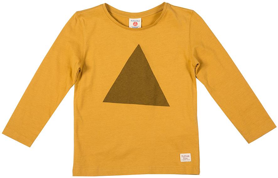 Лонгслив216BBBC12040400Лонгслив с рисунком - основная составляющая модного детского функционального гардероба. Модель с длинными рукавами выполнена из высококачественного материала.