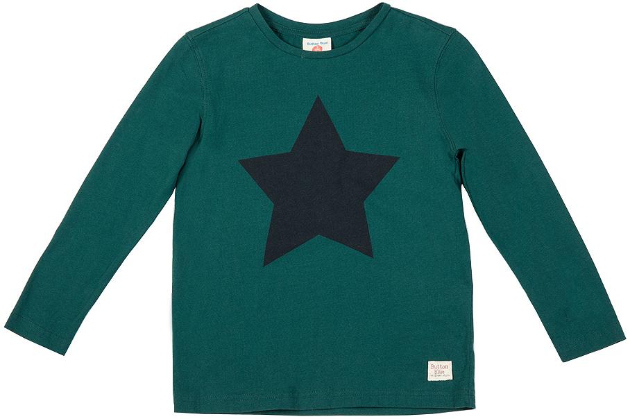216BBBC12040500Футболки с рисунками - основная составляющая модного детского функционального гардероба. Их секрет в возможности выглядеть совершенно по-разному в зависимости от настроения и цели. С трикотажными брюками футболка с принтом будет выглядеть спортивно и динамично, а в компании с джинсами и кардиганом та же футболка составит отличный комплект в стиле casual. Зеленая футболка с эффектным принтом - украшение гардероба! Если вы хотите купить качественную футболку недорого и вместе с ней приобрести комфорт и свободу движений, футболка от Button Blue - то что нужно! Она сделает повседневный гардероб свежим, ярким, привлекательным!
