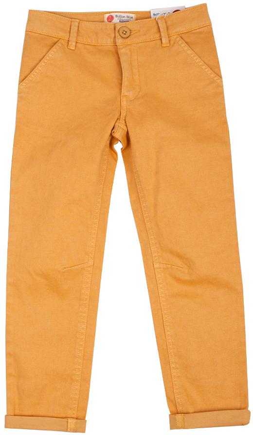216BBBC63010400Какими должны быть модные и недорогие брюки для мальчика? Однотонные цветные брюки из мягкого хлопка с эластаном - хит осенне-зимнего сезона! Классные брюки подарят комфорт и свободу движений. С рубашкой, пуловером, толстовкой они составят отличный комплект. Если вы хотите купить брюки для комфорта и хорошего настроения ребенка, цветные брюки от Button Blue - отличный выбор! Они станут ярким акцентом демисезонного гардероба ребенка.