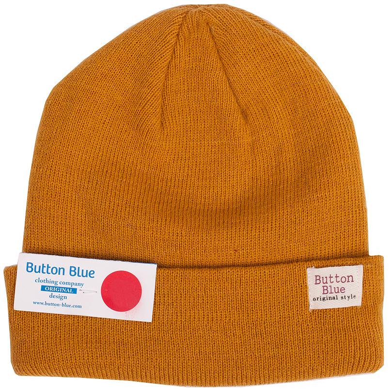 Шапка детская216BBBX73020400Детская вязаная шапка - важный атрибут повседневной одежды! Модель выполнена из высококачественного материала и оформлена подворотом.