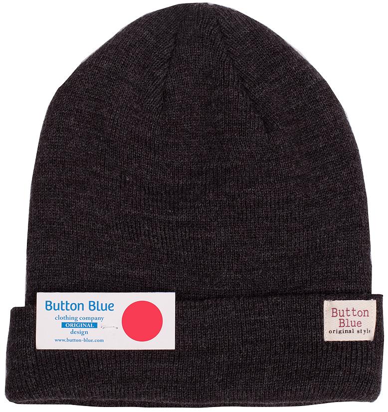 216BBBX73022300Детские вязаные шапки - важный атрибут повседневной одежды! К тому же, они отлично украшают и завершают осенне-зимний комплект. У них один недостаток: они часто теряются. Поэтому в детском гардеробе шапок может быть не одна и даже не две...Серая, синяя, желтая, оливковая - в ассортименте Button Blue каждая шапка найдет достойное применение, став ярким акцентом или цветовой поддержкой любого комплекта. Купить модную шапку для мальчика от Button Blue, значит, позаботиться о комфорте и хорошем настроении ребенка.