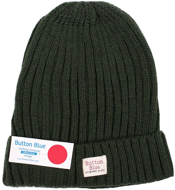 Шапка детская216BBBX73040300Детская вязаная шапка - важный атрибут повседневной одежды! Модель выполнена из высококачественного материала, оформлена оригинальной вязкой и подворотом.