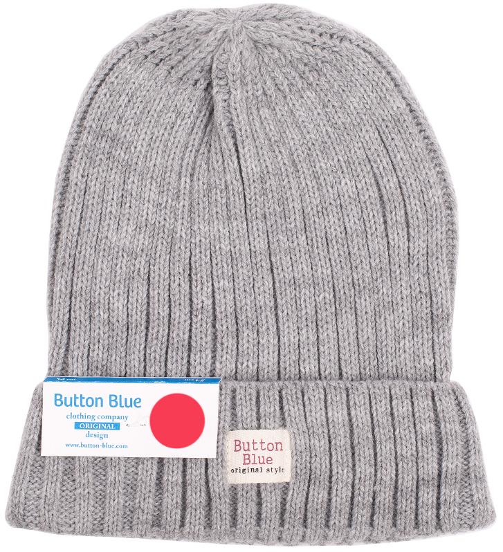 216BBBX73040300Детская вязаная шапка - важный атрибут повседневной одежды! Модель выполнена из высококачественного материала, оформлена оригинальной вязкой и подворотом.
