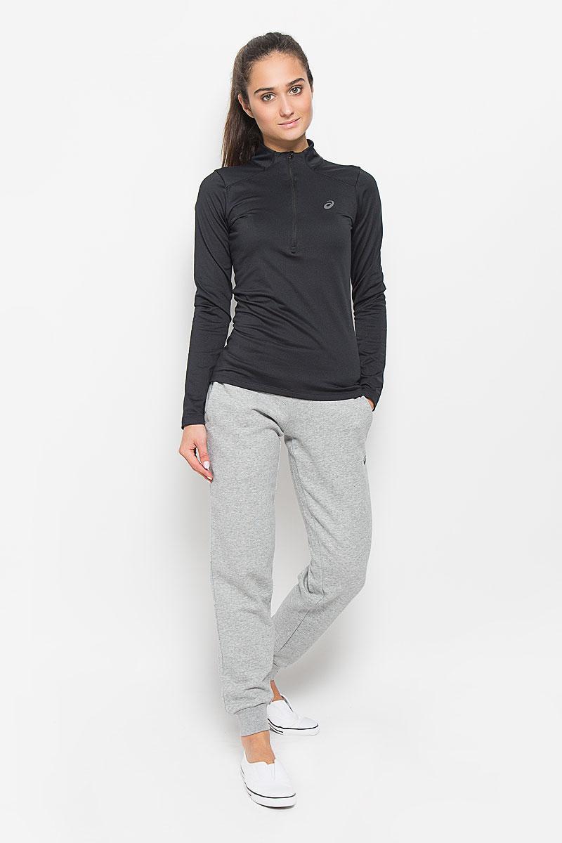134780-0714Женские спортивные брюки Asics Slim Jog Pant подарят вам особенный комфорт во время и после нагрузки. Модель изготовлена из хлопка с добавлением полиэстера. Стильные брюки не сковывают движений. Широкий эластичный пояс, дополненный шнурком-кулиской, отвечает за идеальную посадку. Низ брючин обработан эластичными манжетами. Брюки дополнены втачными карманами и оформлены термоаппликацией с логотипом бренда. Такие брюки послужат отличным дополнением к вашему спортивному гардеробу, в них вы будете чувствовать себя комфортно и уютно.