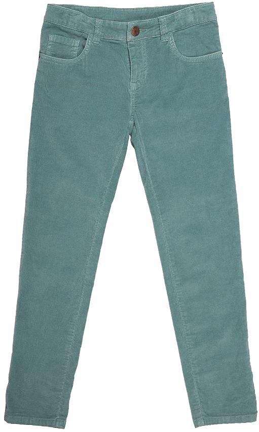 Брюки216BBGC63021200Стильные брюки Button Blue станут отличным дополнением к гардеробу вашей девочки. Изготовленные из хлопка с добавлением эластана, они необычайно мягкие и приятные на ощупь, не сковывают движения и позволяют коже дышать, не раздражают даже самую нежную и чувствительную кожу ребенка, обеспечивая наибольший комфорт. Брюки прямого кроя застегиваются на пуговицу в поясе и ширинку на застежке-молнии. С внутренней стороны в поясе предусмотрена регулируемая эластичная резинка, позволяющая подогнать модель по фигуре. Модель дополнена спереди двумя втачными карманами и маленьким накладным кармашком, сзади - двумя накладными карманами. На поясе предусмотрены шлевки для ремня. Классический дизайн и расцветка делают эти брюки стильным предметом детского гардероба. В них ваша девочка всегда будет в центре внимания!