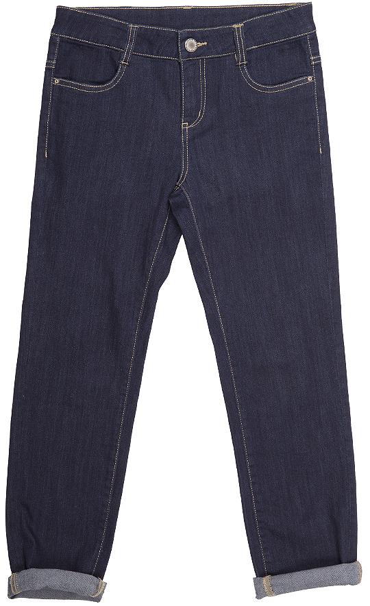Джинсы216BBGC6303D500Хорошие джинсы - залог отличного настроения! Модный облегающий силуэт, удобная посадка на фигуре подарят девочке комфорт и свободу движений. Выполнены из высококачественного материала.