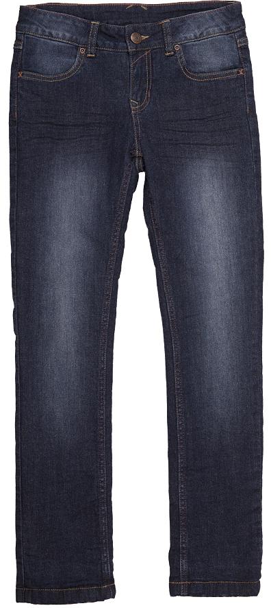 216BBGC6401D100Синие джинсы с потертостями и варкой — залог хорошего настроения! Модный силуэт, удобная посадка на фигуре, подкладка из мягкого флиса подарят тепло, комфорт и свободу движений. Отличное качество и доступная цена прилагаются! Купить недорогие детские джинсы Button Blue, значит, быть в тренде!