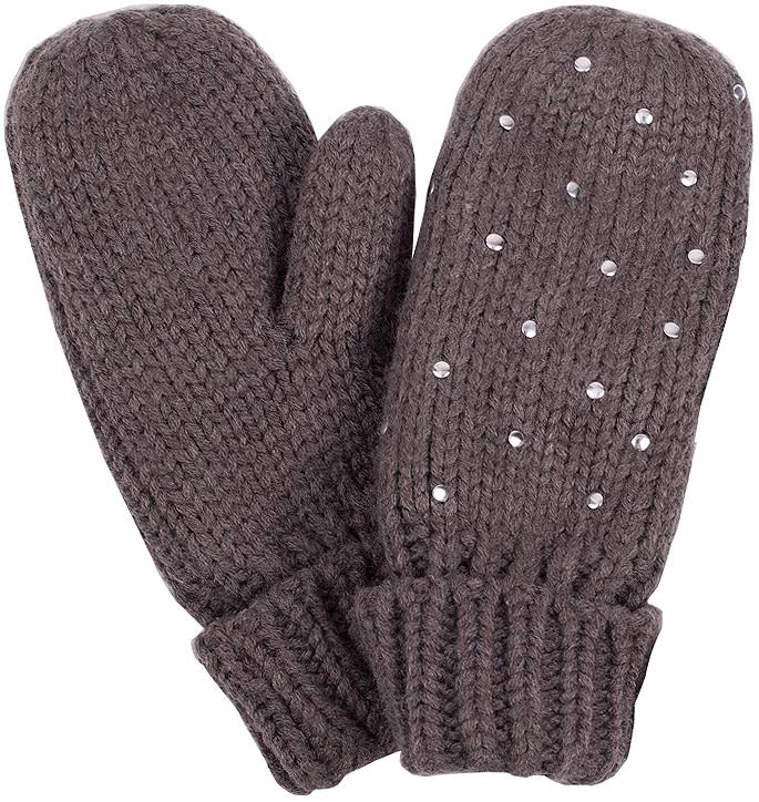 Варежки детские216BBGX76011200Детские варежки - незаменимая модель для холодной погоды. Их основная функция - защита от мороза и ветра, и с ней эти варежки на подкладке из флиса справятся наилучшим образом.