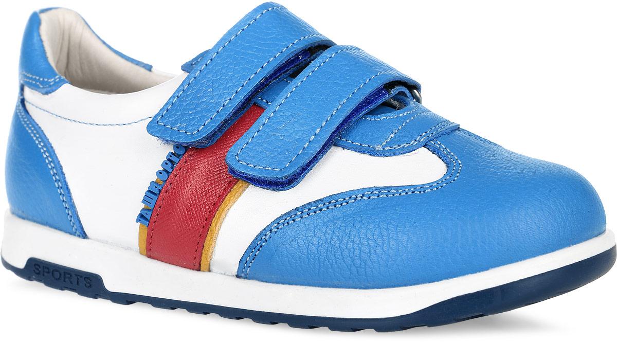 Tas471-12Стильные полуботинки Таши Орто заинтересуют вашего мальчика с первого взгляда. Модель выполнена из натуральной кожи. Ремешки на застежке-липучке помогают оптимально подогнать полноту обуви по ноге и гарантируют надежную фиксацию. Благодаря такой застежке ребенок может самостоятельно надевать обувь. Сбоку модель декорирована символикой бренда. Анатомическая стелька из натуральной кожи с супинатором, не продавливающимся во время носки, обеспечивает правильное формирование стопы. Благодаря использованию современных внутренних материалов оптимально распределяется нагрузка по всей площади стопы, что дает ножке ощущение мягкости и комфорта. Полужесткий задник фиксирует ножку ребенка. Мягкая верхняя часть, которая плотно прилегает к ноге, и подкладка, изготовленная из натуральной кожи, позволяют избежать натирания. У изделия ортопедический каблук Томаса высотой от 2 до 5 мм (в зависимости от размера обуви), продленный с внутренней стороны подошвы, его внутренняя часть длиннее...