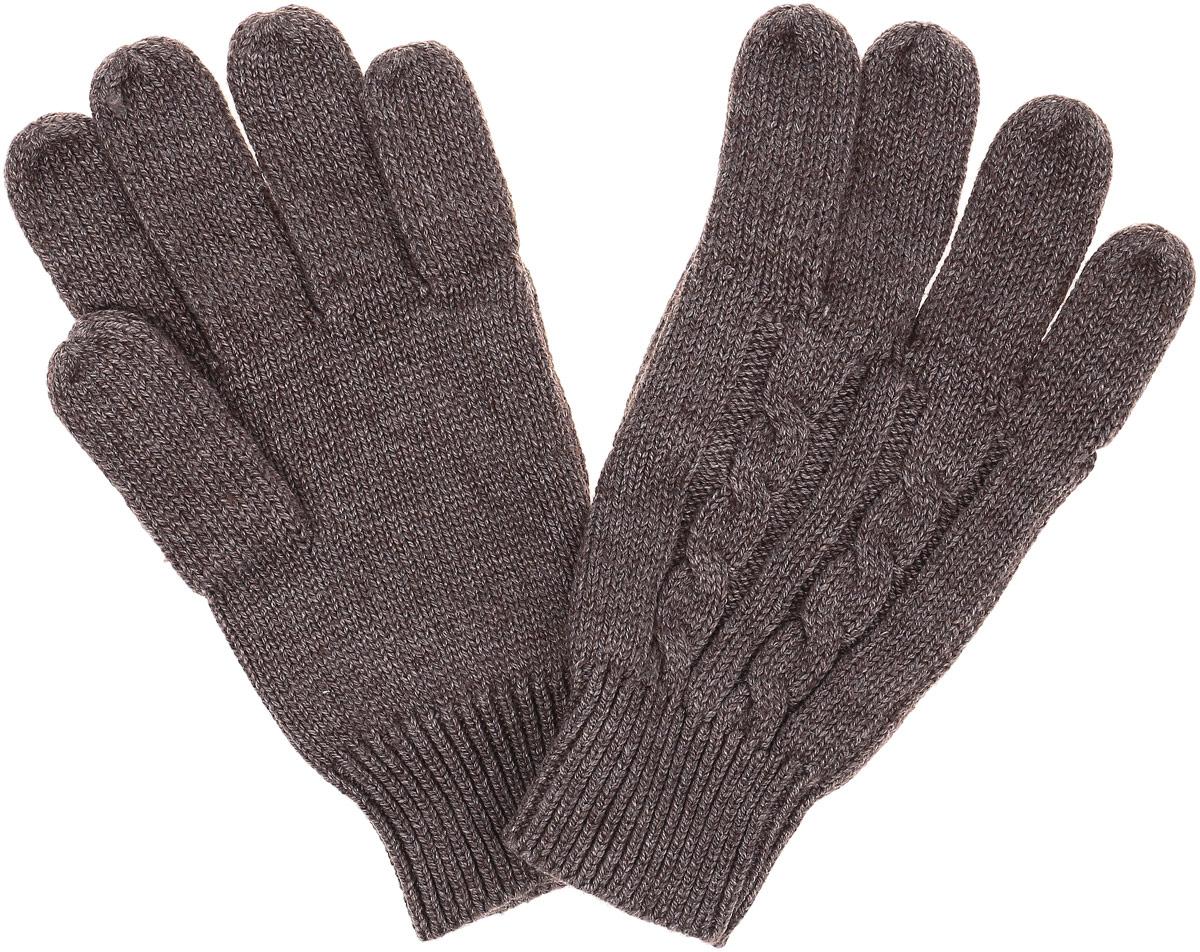 Перчатки детскиеGL-843/055-6302Детские вязаные перчатки Sela, изготовленные из мягкого материала, отлично подойдут для ребенка. Они максимально сохраняют тепло, мягкие, идеально сидят на руке и хорошо тянутся. Манжеты перчаток связаны плотной резинкой, благодаря чему перчатки надежно фиксируются на ручках ребенка. Оформлено изделие интересным вязанным узором. Перчатки станут идеальным вариантом для прохладной погоды, в них ребенку будет тепло и комфортно.
