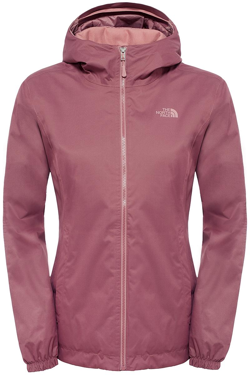 КурткаT0C267Стильная женская модель The North Face Quest INS JKT - водонепроницаемая утепленная куртка для непростых погодных условий. Модель застегивается на застежку-молнию. Не отстегивающийся капюшон защитит голову от ветра. Манжеты дополнены эластичными вставками. Куртка оформлена двумя боковыми карманами на застежках-молниях. В этой куртке вам будет комфортно. Модная фактура ткани, отличное качество, великолепный дизайн.