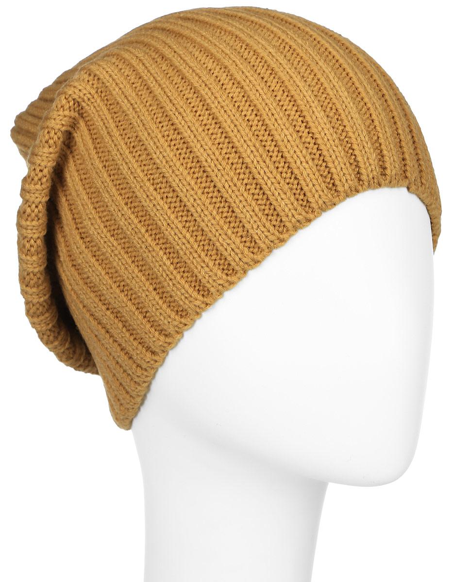 Шапка детская216BBGX73011000Стильная вязаная шапка для девочки Button Blue идеально подойдет для прогулок в прохладное время года. Изготовленная из акрила, она обладает хорошими дышащими свойствами и хорошо удерживает тепло. Сбоку модель дополнена небольшой металлической пластиной с названием бренда. Такая шапка станет модным и стильным предметом детского гардероба. Она улучшит настроение даже в хмурые прохладные дни! Уважаемые клиенты! Размер, доступный для заказа, является обхватом головы ребенка.