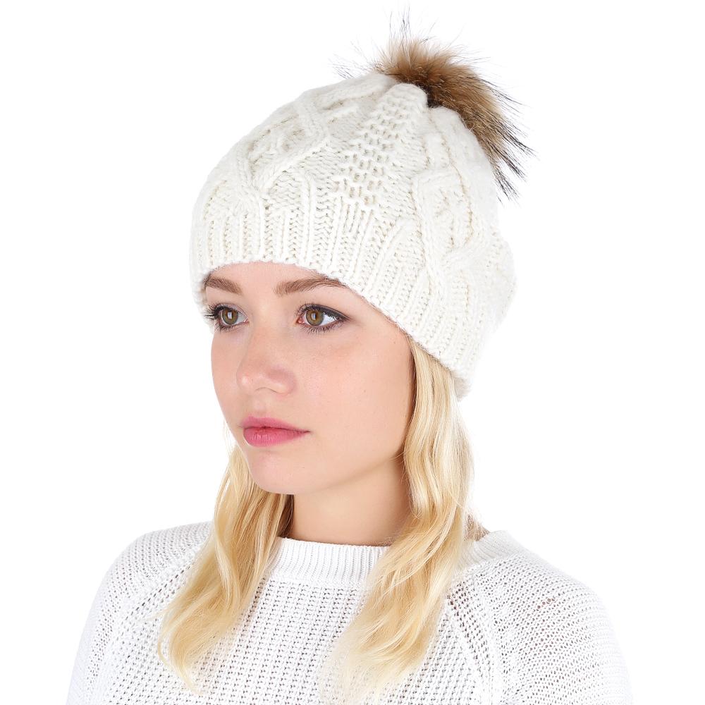 S2016-15-blueИзысканная женская шапка от итальянского бренда Fabretti выполнена из натуральной мягкой шерсти с добавлением волокон приятной и нежной альпаки. Актуальный в этом сезоне темно-синий цвет и пушистый помпон превратили аксессуар в ультрасовременную и модную модель, которая подчеркнет уникальность и неповторимость вашего имиджа. Роскошная геометрическая вязка не только дополнит любой образ, но и защитит вас от морозов и холодов.