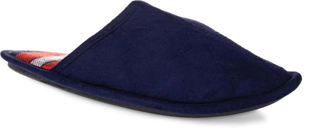 H147Удобные мужские тапки Burlesco, выполненные из плотного текстиля, помогут отдохнуть вашим ногам после трудового дня. Внутренняя поверхность и стелька также выполнена плотного текстиля и оформлена принтом в клетку. Рельефная подошва, выполненная из материала ТЭП, обеспечивает сцепление с любой поверхностью. Материал ТЭП не пропускает и не впитывает воду. Тапки обеспечат прогрев ног сухим теплом, защитят от воздействия холода и сквозняков, и снимут усталость ног. Легкие и мягкие тапки подарят чувство уюта и комфорта.