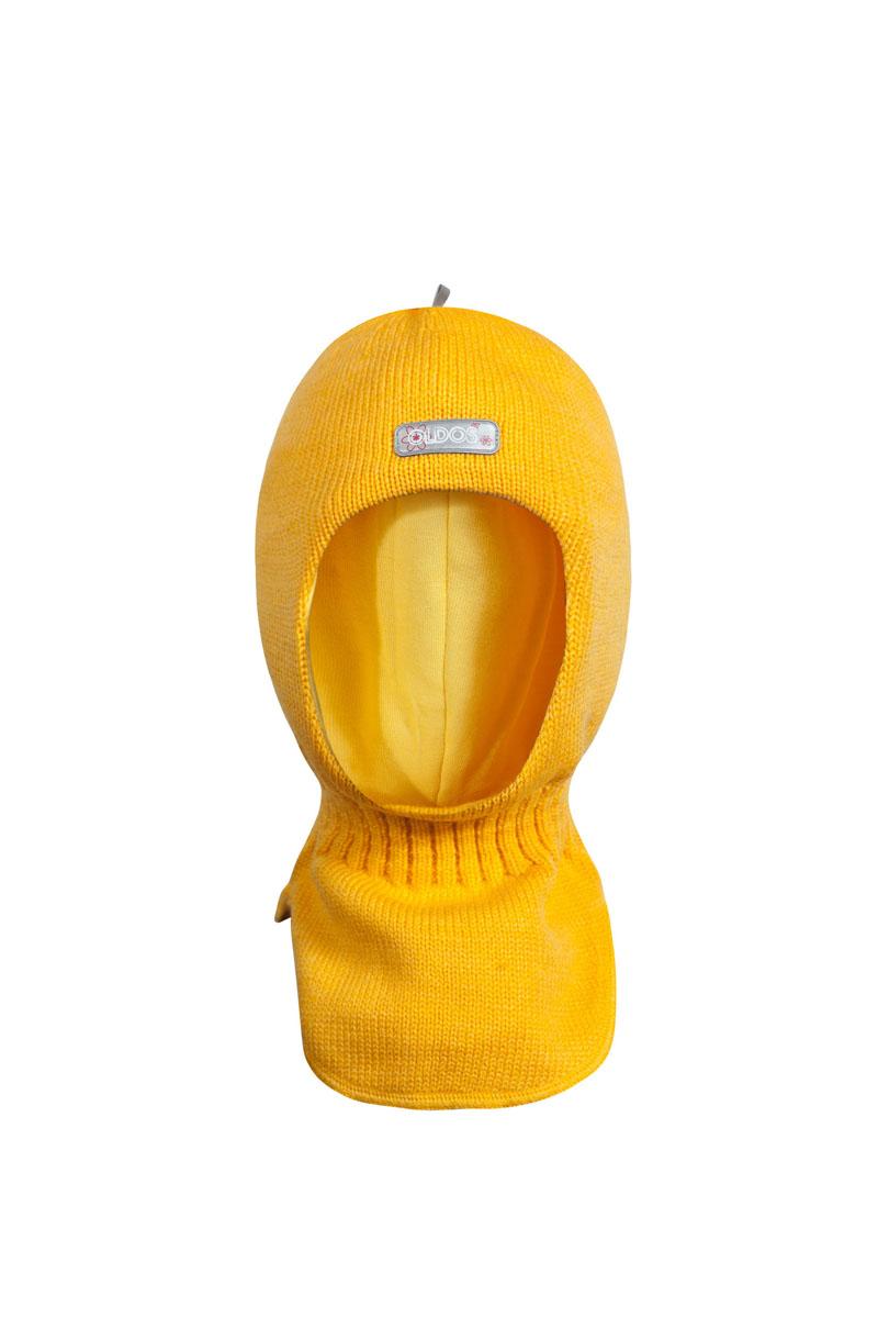 1ШЛ1603Шапка-шлем спортивного стиля из зимней коллекции OLDOS для маленьких модниц. Шапка-шлем очень приятная на ощупь и теплая благодаря составу пряжи 70% шерсть, 30% акрил. Подкладка из вискозы мягкая и позволяет отводить излишнюю влагу, поддерживая ощущение комфорта во время прогулок. Благодаря утеплителю холлофайбер плотностью 70 г. шлем не кажется толстым, но прекрасно удерживает тепло даже в сильные морозы. Шлем хорошо закрывает шею и грудку ребенка, при этом не мешает с легкостью надевать куртку самостоятельно! Шлем дополнен светоотражающими элементами: нашивка с логотипом OLDOS и петелька из светоотражающей ленты на макушке.