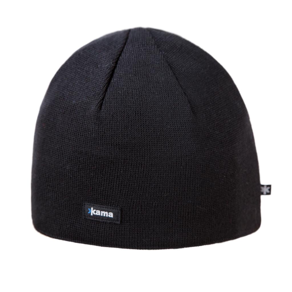 A02_110Шерстяная, однотонная, классическая шапка. Прекрасно подойдет под любую одежду в холодное время. С внутренней стороны повязка, выполненная из нитей Polycolon для лучшего контроля над влагой.