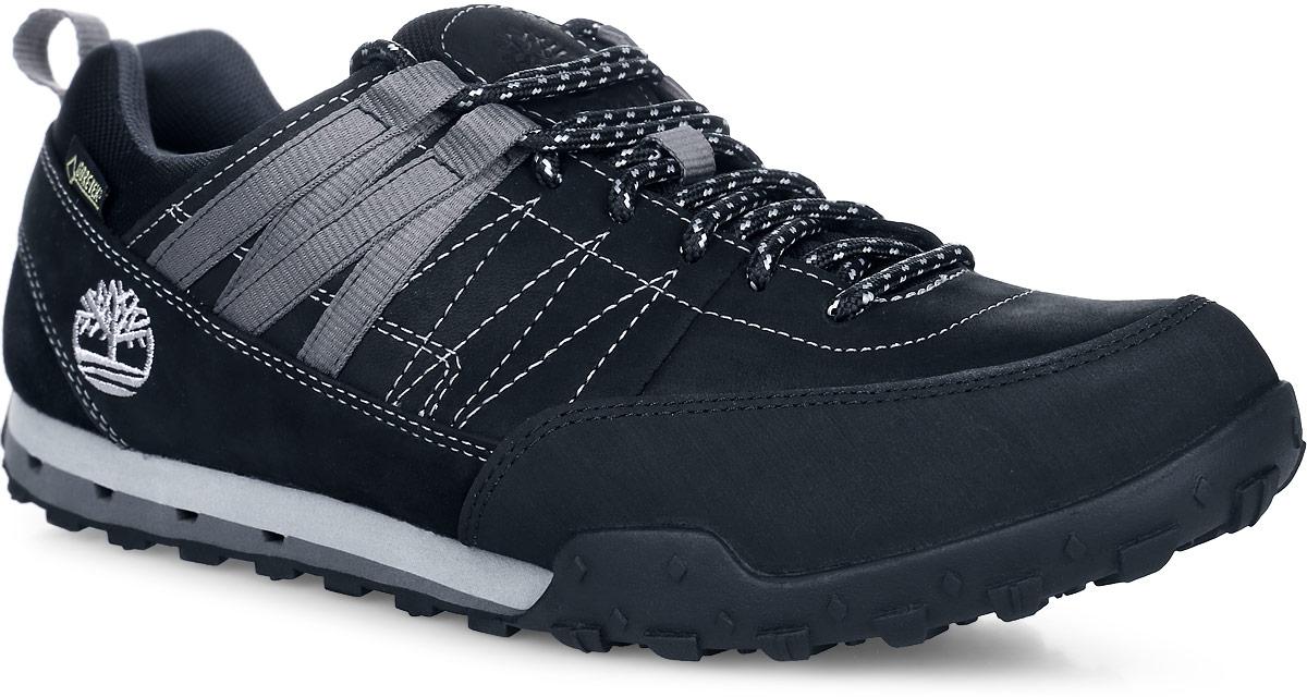 КроссовкиTBLA18OBMМужские кроссовки Timberland Greeley Approach Gore-Tex Membrane выполнены из натуральной кожи с текстильными вставками. Язычок оформлен нашивкой с логотипом бренда, обувь фиксируется на ноге при помощи классической шнуровки. Подкладка выполнена из текстиля, стелька изготовлена из ЭВА с покрытием из текстильного материала. Подошва выполнена из резины и дополнена рельефным рисунком.