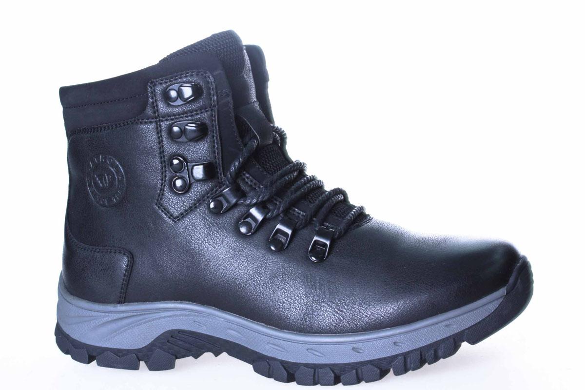 754-321IM-17w-01-1Уютные и теплые ботинки для мальчика от Patrol выполнены из искусственной кожи. Подкладка и стелька, выполненные из искусственного меха, обеспечивают отличную амортизацию и максимальный комфорт. Подошва с протектором гарантирует идеальное сцепление на любой поверхности. Ботинки на ноге фиксируются при помощи классической шнуровки.