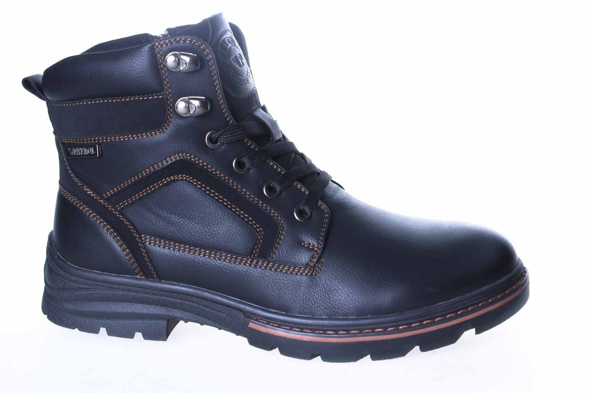 754-991IM-17w-01-1Уютные и теплые ботинки для мальчика от Patrol выполнены из искусственной кожи. Подкладка и стелька, выполненные из искусственного меха, обеспечивают отличную амортизацию и максимальный комфорт. Подошва с протектором гарантирует идеальное сцепление на любой поверхности. Ботинки на ноге фиксируются при помощи классической шнуровки.