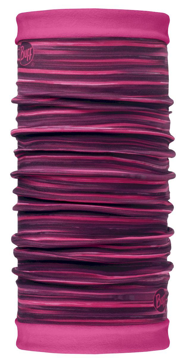 Шарф113139.538.10.00Самым теплым шарфом в виде трубы является именно эта серия Buff Reversible. Бандана-шарф изготовлена в виде трубы высотой 50 см. Снаружи усилена эластичной тканью из полиэстера, на который нанесен красочный узор, а внутри по всей поверхности утеплена мягким и теплым флисом. Такую бандану-трубу можно использовать в качестве шарфа, маски на лицо и даже шапки. Подходит для средней и низкой активности или для занятий спортом в холодное время года, особенно если эти занятия связаны с периодами отдыха. Например, при катании на сноуборде, горных лыжах или просто прогулках в сильный мороз.