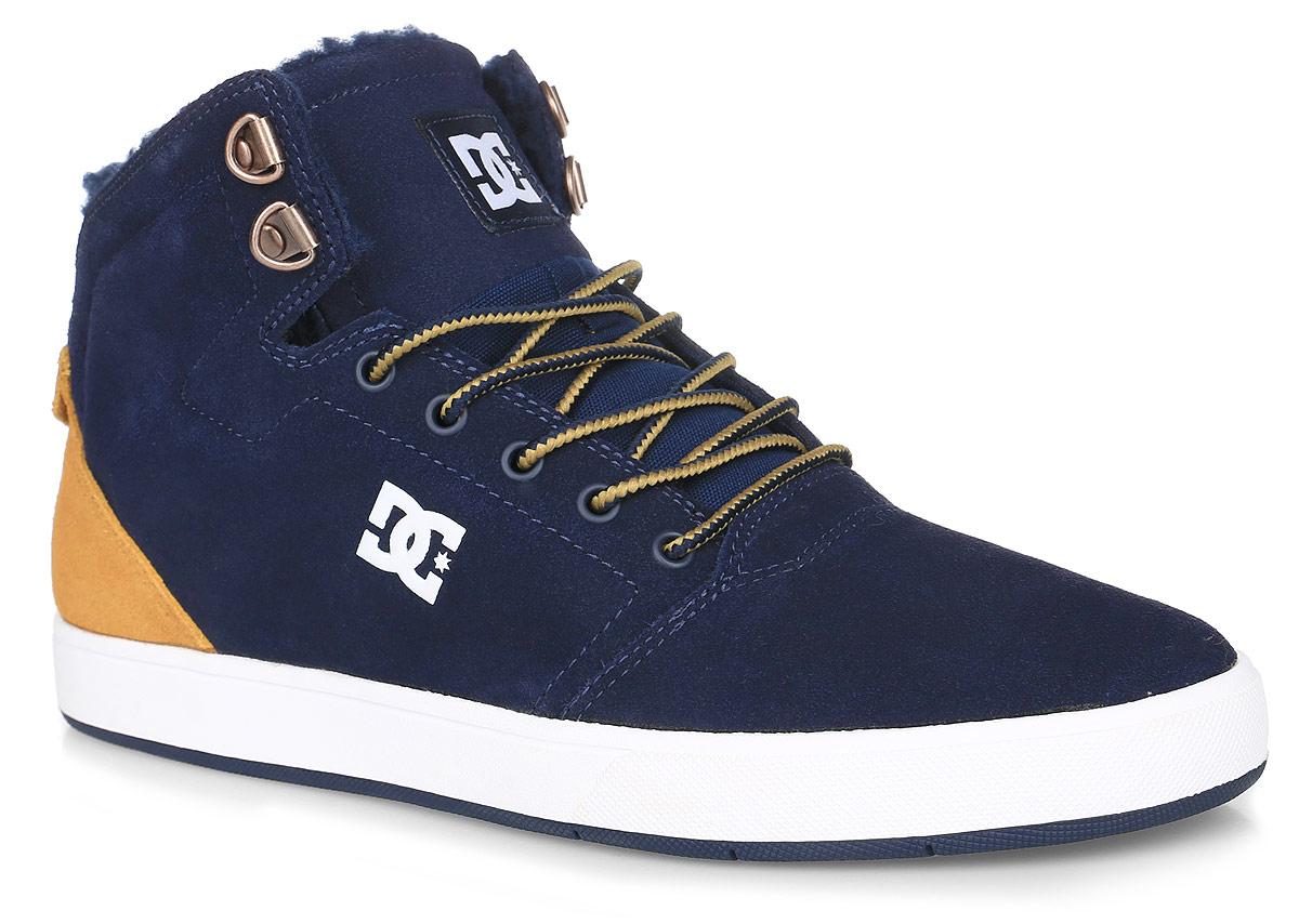 ADYS100116-NGLКеды от DC Shoes выполнены из натурального велюра и оформлены логотипом бренда. Задник оформлен логотипом фирмы и текстильной нашивкой. На ноге модель фиксируется с помощью шнурков. Внутренняя поверхность и стелька выполнены из искусственной шерсти, которая обеспечит тепло и уют. Подошва из высококачественной резины и дополнена протектором, который гарантирует отличное сцепление с любой поверхностью.