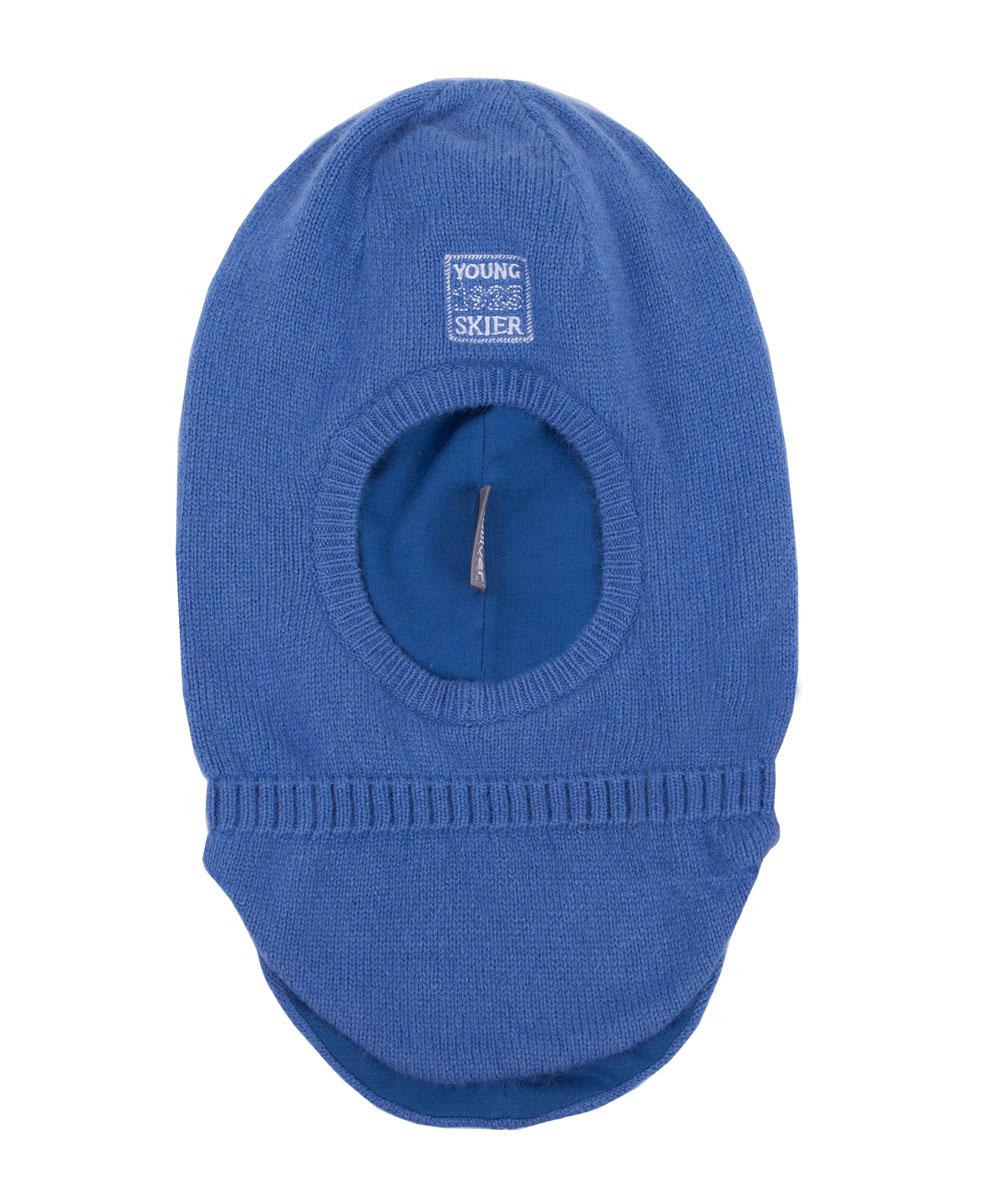 Шапка детская21603BMC7302Детская шапка-шлем - необходимый аксессуар для морозной погоды! Его главное предназначение - защита от холода и ветра, и с этой задачей он справится на все 100! Прекрасный состав пряжи, а также хлопковая подкладка гарантируют тепло и комфорт. В оформлении модели деликатная вышивка. Если вы решили купить шапку-шлем, эта модель - прекрасный выбор!