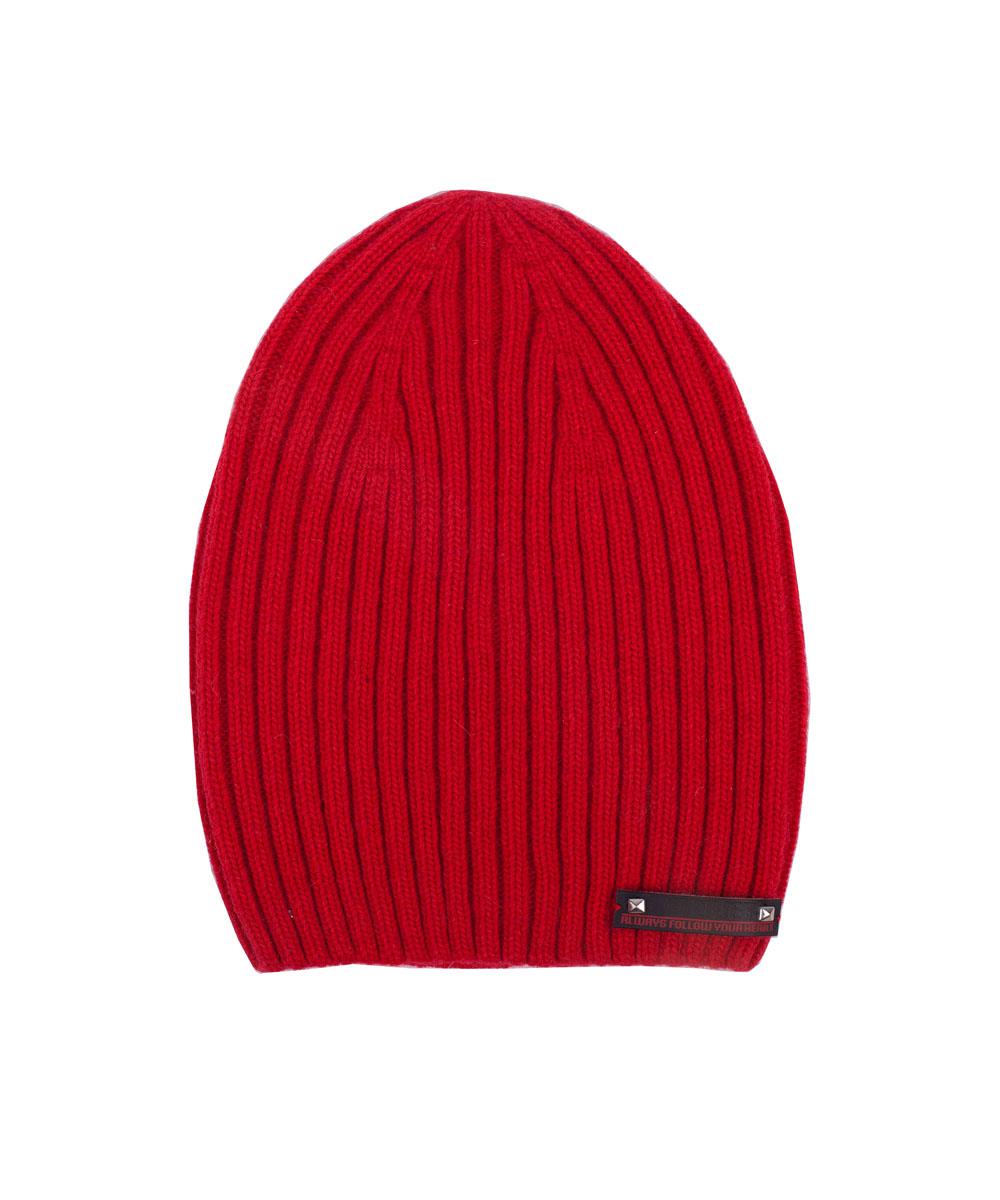 Шапка детская21612BTC7303Стильная вязаная шапка красиво дополнит повседневный образ ребенка. Мягкая, теплая, комфортная, стильная вязаная шапка защитит подростка от ветра и холода.