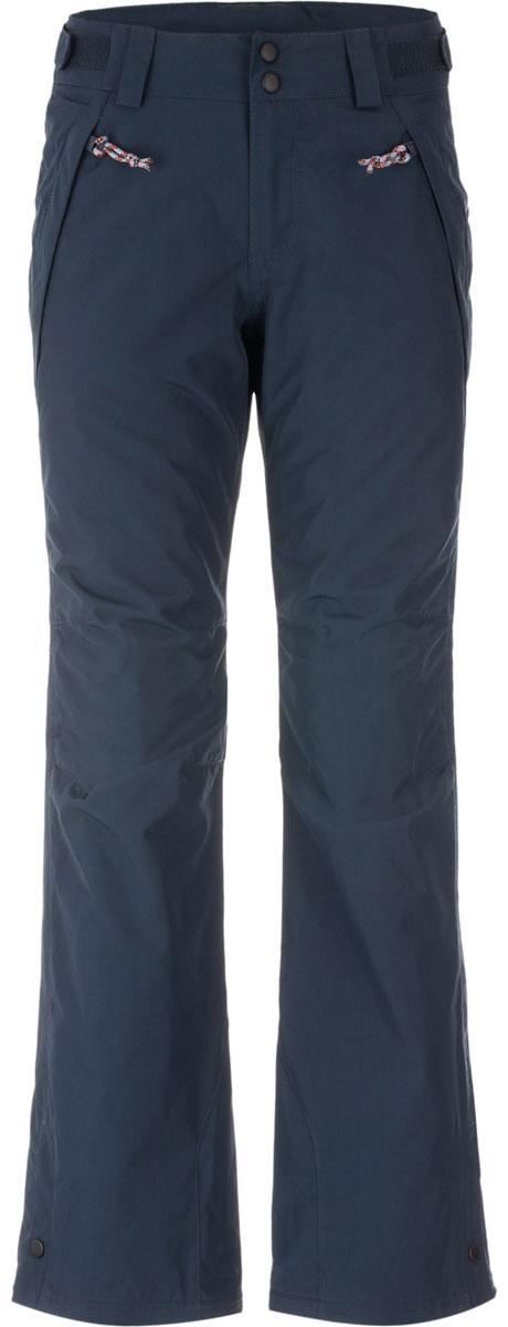 Брюки утепленные658650-5032Женские сноубордические брюки стандартной посадки выполнены из высококачественного материала. Кроме основных конструктивных особенностей, присущих сноубордическим брюкам, в модели есть дополнительные элементы, такие как регулировка ширины по низу брюк, укрепленный материал по низу брюк, система крепления брюк к куртке, артикулируемые колени, снегозащитные гетры, регулируемый пояс, проклеенные швы, водонепроницаемые молнии, которые в совокупности обеспечивают дополнительные комфортные условия в использовании. Ткань обработана по технологии HyperDry - нанотехнология нового поколения обеспечивает стойкое влагоотталкивающее покрытие, позволяющее ткани быстро сохнуть, сохраняя при этом ее воздухопроницаемые свойства и оставаясь мягкой на ощупь. Карманы помогут разместить все необходимые мелочи.