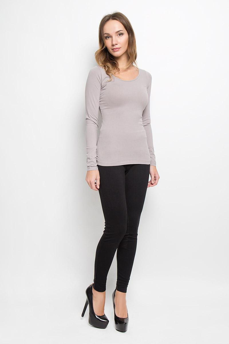 Лонгслив10156602_001Женский лонгслив Broadway Alessia выполнен из мягкого эластичного хлопка. Материал изделия тактильно приятный, не стесняет движений и позволяет коже дышать, обеспечивая комфорт. Однотонная модель с круглым вырезом горловины - базовый элемент одежды, необходимый для создания большинства повседневных образов. Лаконичный дизайн и совершенство стиля подчеркнут вашу индивидуальность!