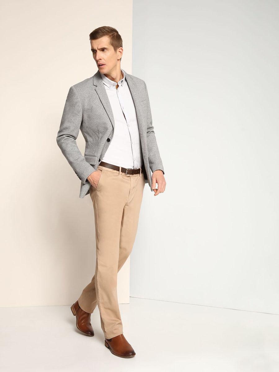 РубашкаSKL2139SZСтильная мужская рубашка Top Secret, выполненная из натурального хлопка, позволяет коже дышать, тем самым обеспечивая наибольший комфорт при носке. Модель классического кроя с отложным воротником и длинными рукавами застегивается на пуговицы по всей длине. Воротник пристегивается к рубашке с помощью пуговиц. Манжеты рукавов дополнены застежками-пуговицами. Рубашка оформлена оригинальным принтом.