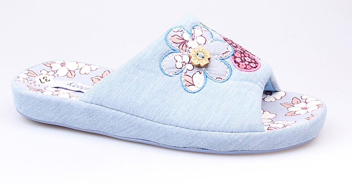 731009-11Домашние тапки Котофей придутся Вам по душе! Модель выполнена из мягкого текстиля, который не даст замёрзнуть Вашим ногам .Домашние тапочки Котофей подарят чувство комфорта и уюта!
