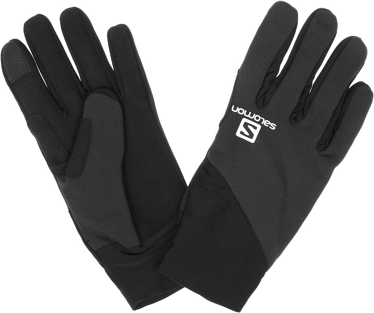 ПерчаткиL39011400Женские перчатки Columbia Discovery Glove M предназначены для занятий активными видами спорта и для носки в городе в холодную погоду. Изделие выполнено из мягкого, высококачественного материала и дополнено возможностью работы с тачскринами. Такие перчатки обеспечат комфорт и надежное сохранение тепла. Эластичный материал тыльной части дарит этим перчаткам удобство облегающего покроя.