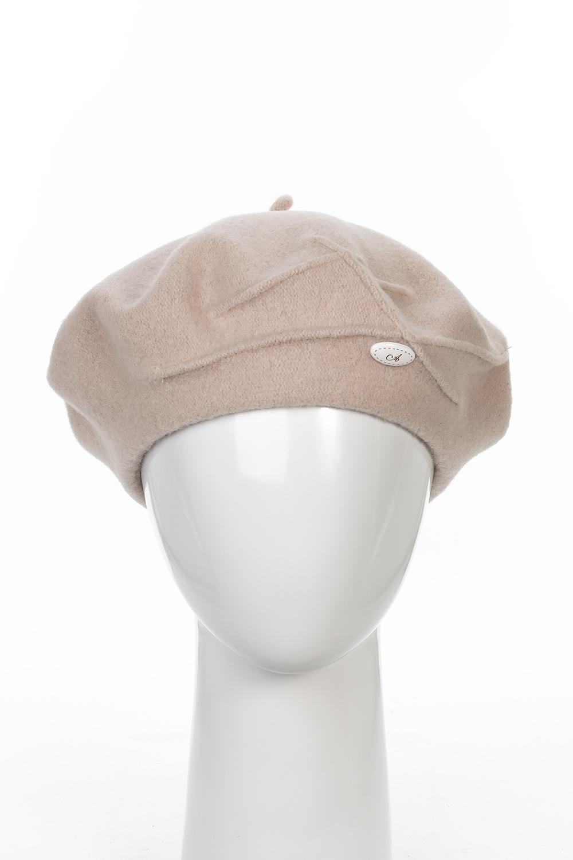 Шапка993073Теплый берет Avanta Liliana, выполненный из натуральной шерсти, отлично дополнит ваш образ в холодную погоду. Модель оформлена декоративной отстрочкой и фирменной нашивкой. Такой берет, составит идеальный комплект с модной верхней одеждой, в нем вам будет уютно и тепло! Уважаемые клиенты! Размер, доступный для заказа, является обхватом головы.