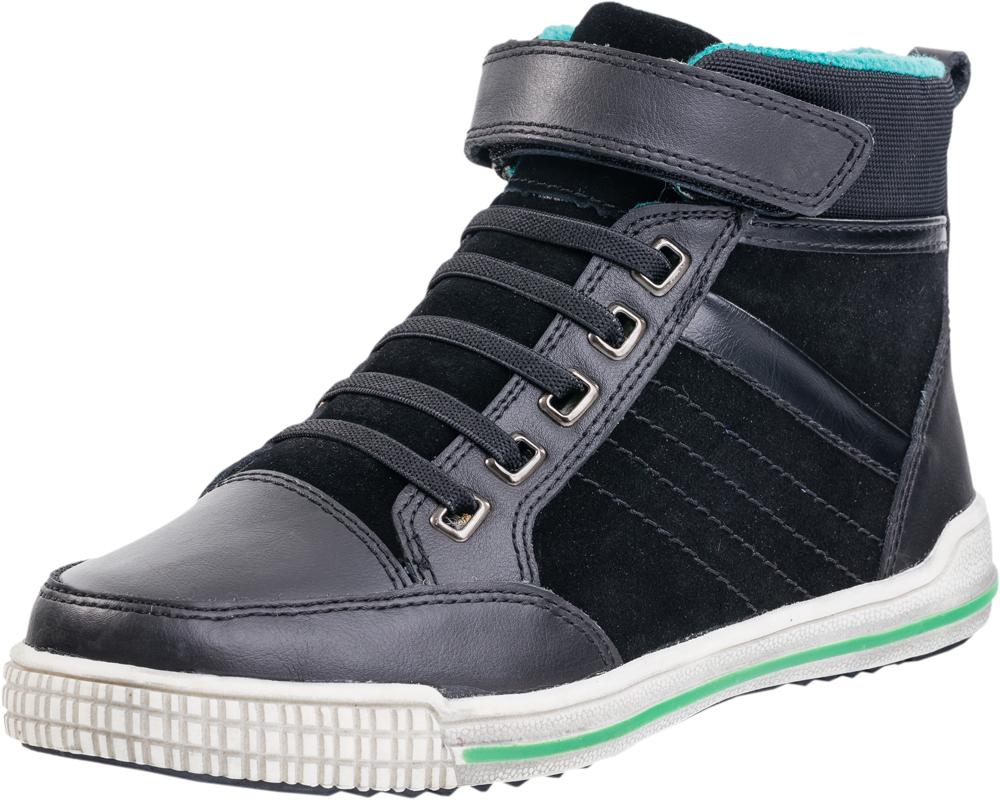 652078-42Модные ботинки с материалом верха из натуральной кожи!Материал подкладки - шерстяной мех из натуральной овечьей шерсти отлично сохраняет тепло, отводит влагу от ноги, придает дополнительный комфорт. Подошва клеевого метода. На ноге модель крепится с помошью липучки и шнурка, что помогает быстро снимать и одевать обувь.