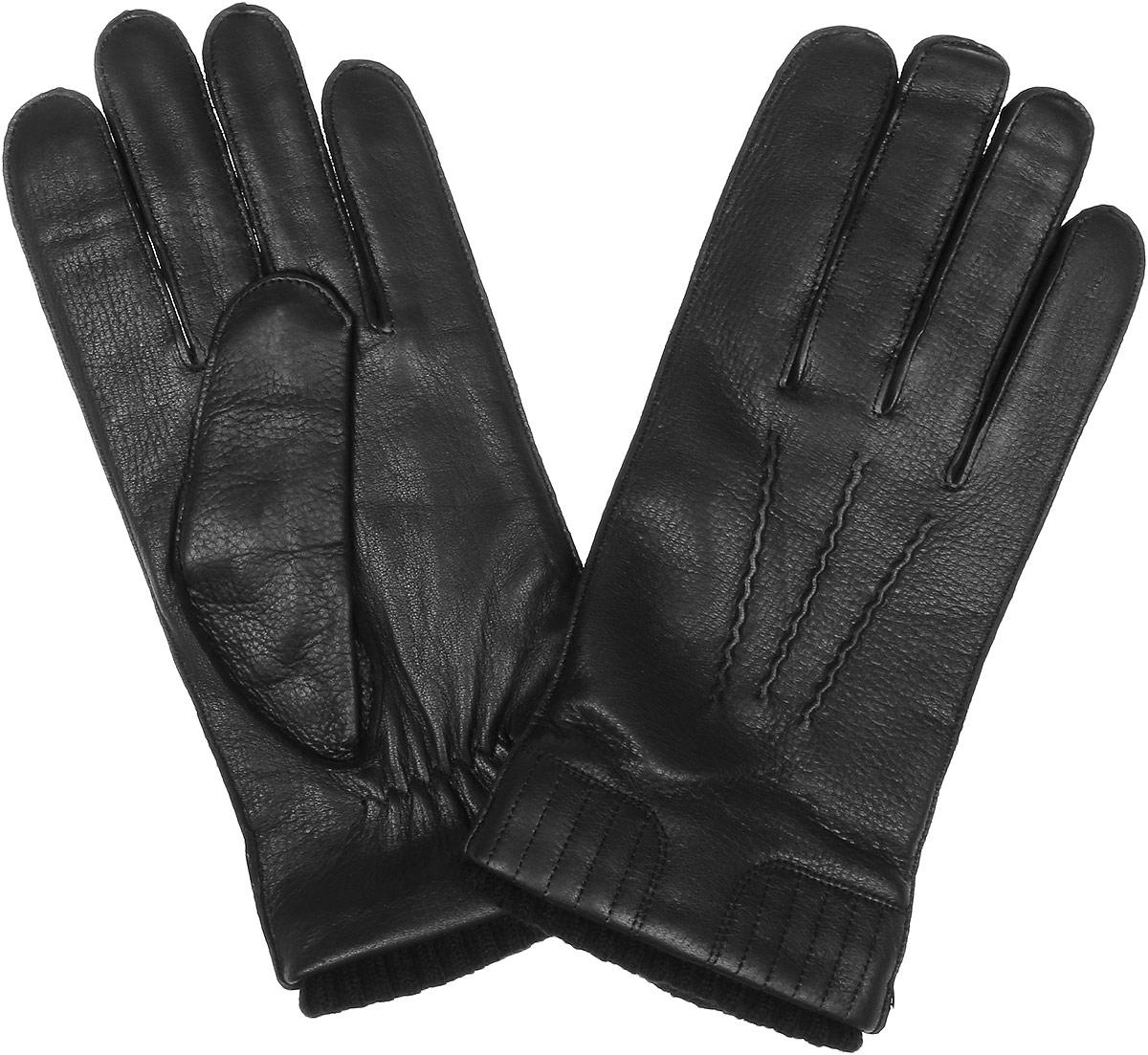 Перчатки2.55-3 cognacСтильные мужские перчатки Fabretti не только защитят ваши руки от холода, но и станут великолепным украшением. Перчатки выполнены из натуральной кожи с подкладкой из шерсти и кашемира. Модель декорирована прострочкой три луча и дополнена стяжкой на запястье. Перчатки станут завершающим и подчеркивающим элементом вашего стиля.