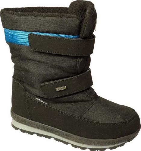 11047-5Полусапоги от Зебра выполнены из текстиля и искусственных материалов. Застежки-липучки надежно фиксируют изделие на ноге. Мягкая подкладка и стелька из шерсти обеспечивают тепло, циркуляцию воздуха и сохраняют комфортный микроклимат в обуви.