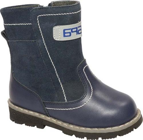11194-1Теплые полусапоги от Зебра выполнены из натуральной кожи в сочетании с натуральной замшей. Застежка-молния надежно фиксирует изделие на ноге. Мягкая подкладка и стелька из натурального меха обеспечивают тепло, циркуляцию воздуха и сохраняют комфортный микроклимат в обуви. Подошва с рифлением гарантирует идеальное сцепление с любыми поверхностями.