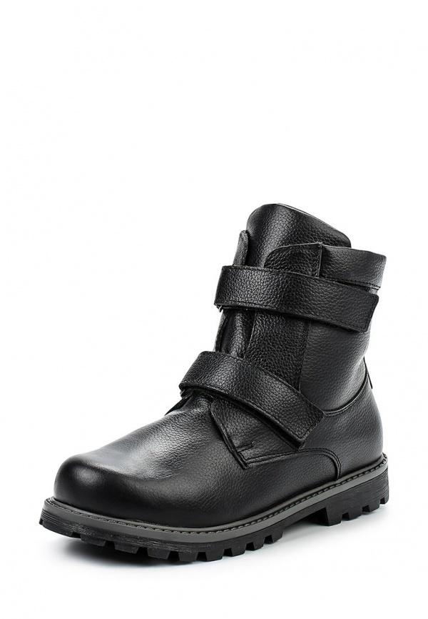 11206-1Удобные и теплые ботинки от Зебра выполнены из натуральной кожи. Застежки-липучки надежно фиксирует изделие на ноге. Мягкая подкладка и стелька из натурального меха обеспечивают тепло, циркуляцию воздуха и сохраняют комфортный микроклимат в обуви.