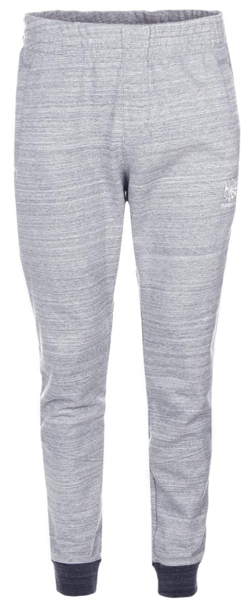 Брюки спортивныеAY1160Мужские спортивные брюки F French Terry Pant от Reebok подарят вам особенный комфорт во время занятия спортом. Модель изготовлена из натурального хлопка. Стильные брюки не сковывают движений. Широкий эластичный пояс, дополненный шнурком, отвечает за идеальную посадку. Брючины дополнены эластичными манжетами. Спереди находятся два прорезных кармана, сзади - прорезной карман на застежке-молнии.
