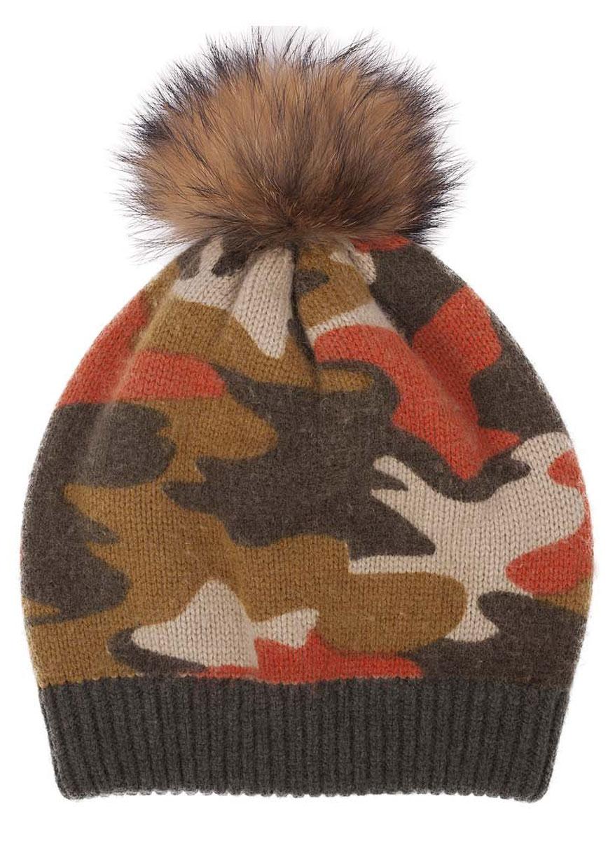 Шапка детская21604BMC7305Детские шапки - необходимые аксессуары для морозной погоды! Их главное предназначение - защита от холода и ветра, но не менее важную роль шапки играют в формировании модного детского гардероба! Шапка для мальчика - функциональный аксессуар, способный сделать ярче и интереснее осенне-зимний ансамбль. Стильная шапка с рисунком в стиле милитари - идеальное завершение зимнего образа. Модный узор, интересная цветовая комбинация придают модели незабываемые черты. Если вы решили купить оригинальную шапку с помпоном, эта модель - прекрасный выбор!