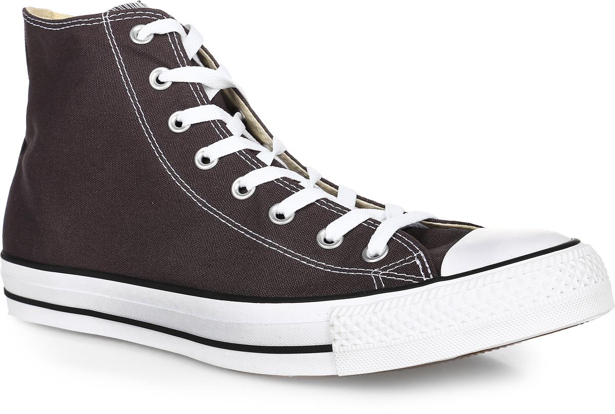Кеды153861Кеды Converse Chuck Taylor All Star выполнены из высококачественного текстиля и оформлены фирменной нашивкой. Внутренняя боковая дополнена люверсами. На ноге модель фиксируется с помощью шнурков. Внутренняя поверхность и стелька выполнены из текстиля, комфортного при движении. Подошва выполнена из качественной резины и дополнена протектором, который гарантирует отличное сцепление с любой поверхностью.