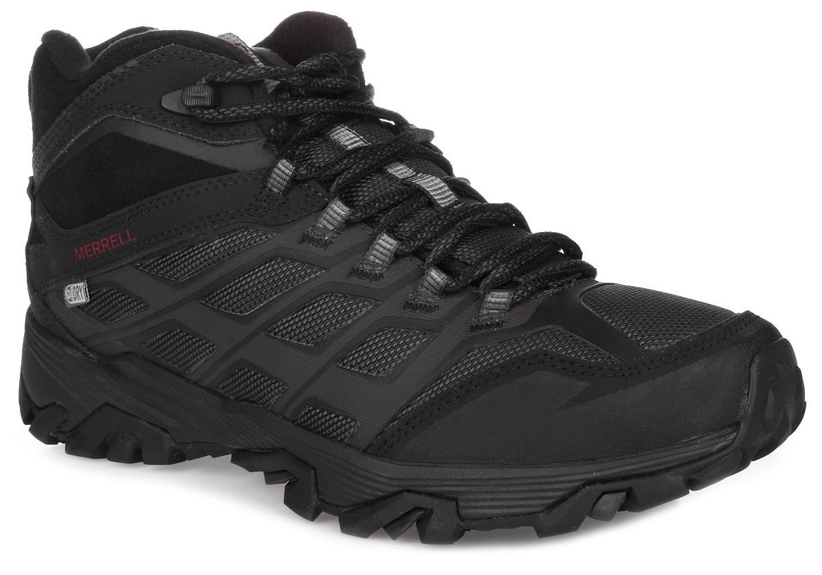 35793Мужские трекинговые ботинки от Merrell прекрасно подойдут для активного отдыха. Верх модели выполнен из натуральной кожи, элементов из синтетической сетки и TPU. Прорезиненный бампер носка надежно защитит от проникновения влаги. Подкладка из мягкого флиса защитит ноги от холода и обеспечит комфорт. Шнуровка надежно фиксирует модель на ноге. Вшитый язычок увеличит теплоизоляцию. Нейлоновый супинатор поддерживает свод стопы и защищает от ударов. Промежуточная подошва выполнена из ЭВА - гибкого, легкого материала обладающего отличной амортизацией, который стабилизирует и защищает от ударов стопу. Подошва из резины Vibram Arctic Grip с глубоким протектором обеспечивает отличное сцепление на любой поверхности.