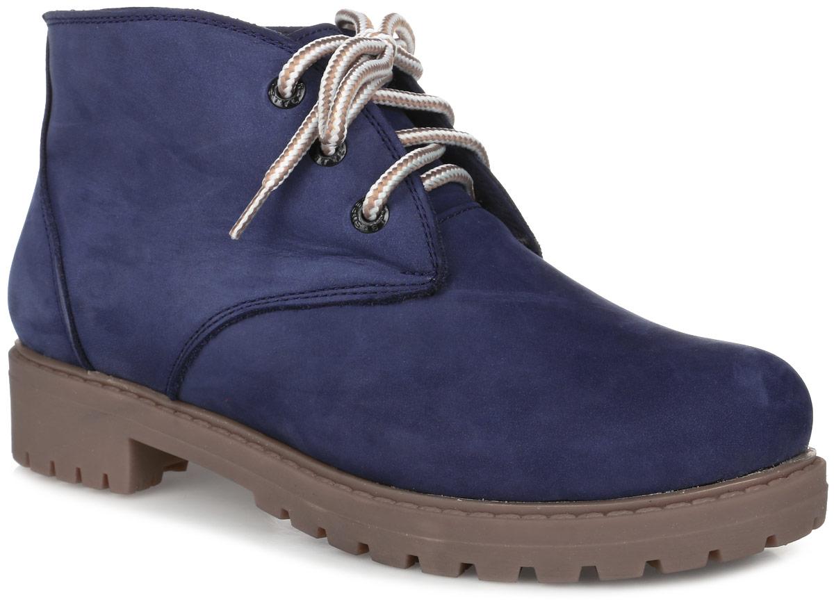 1SOP_1437_CAMELСтильные женские ботинки от Spur заинтересуют вас своим дизайном с первого взгляда. Модель изготовлена из качественного нубука. Шнуровка надежно зафиксирует обувь на ноге. Стелька и подкладка, изготовленные из натуральной шерсти, защитят ноги от холода и обеспечат комфорт. Подошва и небольшой каблук изготовлена из гибкой и прочной резины. Протекторы с рифлением гарантируют отличное сцепление с различными поверхностями.